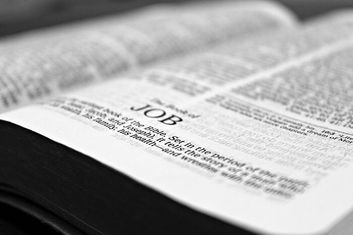 1 Timothy 4:7 Bible image